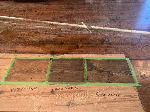 Oil Or Water Based Poly On Pine Floors
