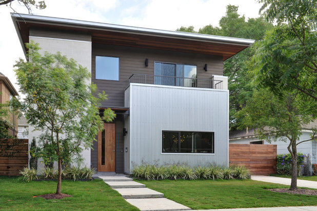 Cool Features From Houston\'s Modern Home Tour