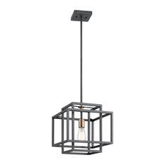 kichler pendant lights oil rubbed bronze pendant kichler lighting taubert black pendant houzz