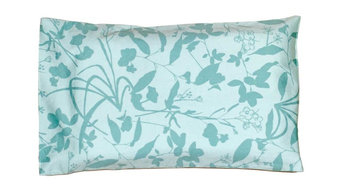 """""""Purity"""" Scentsual Yoga Pillow With Organic Fabric, Lemon Scent"""