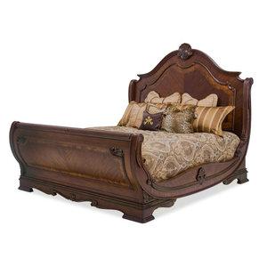 AICO Bella Veneto Sleigh Bed, Queen