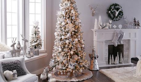 Houzz Quiz: Qual è il Tuo Albero di Natale Ideale?