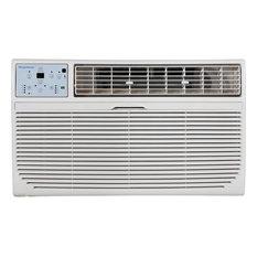 14,000 BTU Through-the-Wall Air Conditioner, 10,600 BTU Heat Capability