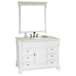 Traditional Vanity Tops And Side Splashes by Corbel Universe