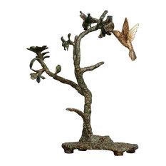Hummingbird, Verdi
