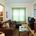 Lullwater Eclectic Living Room Other By Dillard