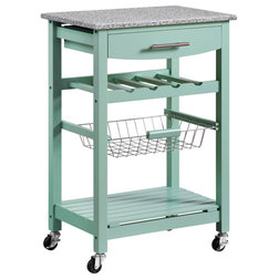Contemporary Kitchen Islands And Kitchen Carts by GwG Outlet