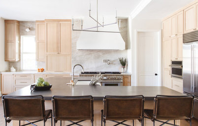 New This Week: 4 Fabulous Kitchens With Wood Cabinets