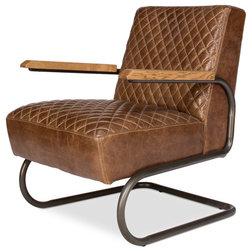 Elegant Mediterranean Living Room Chairs by Autumn Elle Design