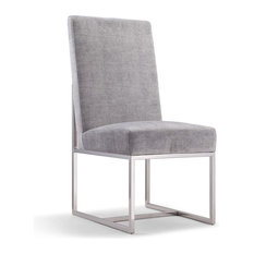 Element Dining Chair, Gray