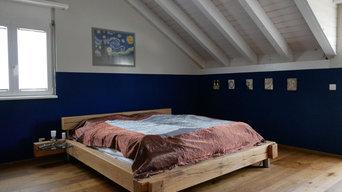 Neugestaltung Schlafzimmer