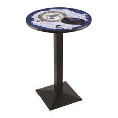 St Louis Blues Pub Table 28-inchx36-inch