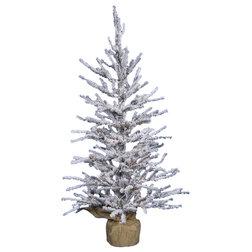 Farmhouse Christmas Trees by Northlight Seasonal