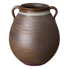Two Handled Vase, Rustic