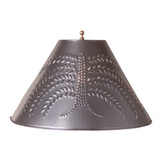 50 most popular southwestern lamp shades for 2018 houzz irvins country tinware 15 inch willow tree shade lamp shades aloadofball Images