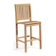 Sonoma Bar Side Chair, Natural Shorea