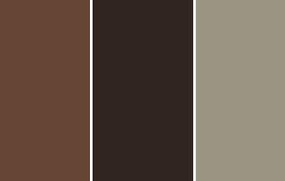 Colores de otoño: Marrones y grises para un dormitorio más acogedor
