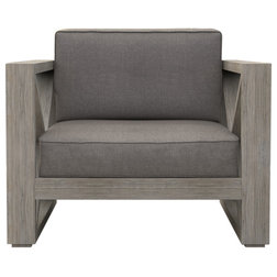 Contemporary Outdoor Lounge Chairs by Cavan