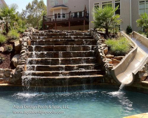 Aqua Design Pools Spas Llc | Egy 4 Konami