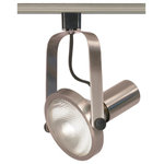 """Nuvo Lighting - Nuvo Lighting TH302 1 Light 6-1/4""""H H-Track Track Head - Nickel - Features"""