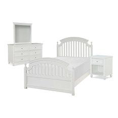 Legacy Classic Kids Academy Panel Bedroom Set, Twin