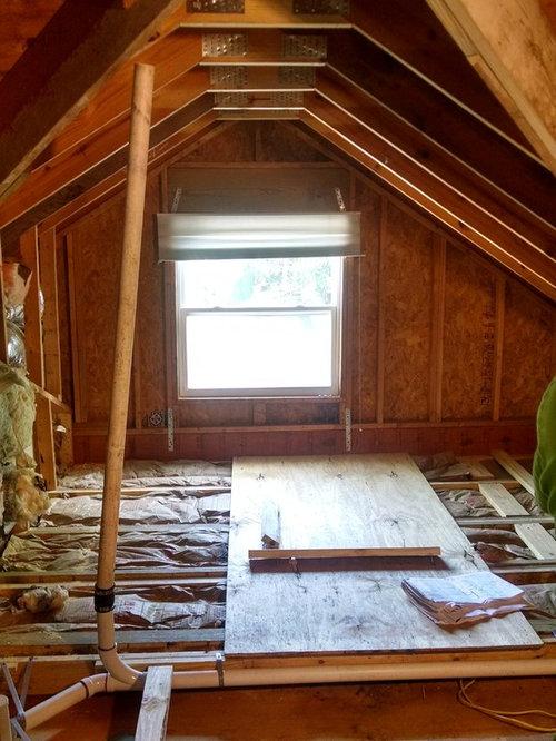 Retirement Cottage Attic Buildout