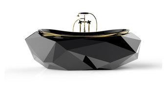 Diamond Luxury Freestanding Tub