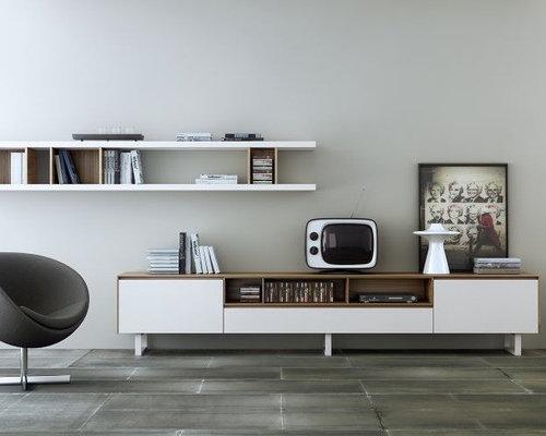 Mueble salon TV de diseño