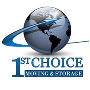 1st Choice Moving & Storage's photo