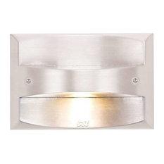 CSL Lighting LED Step-Light in Matte White