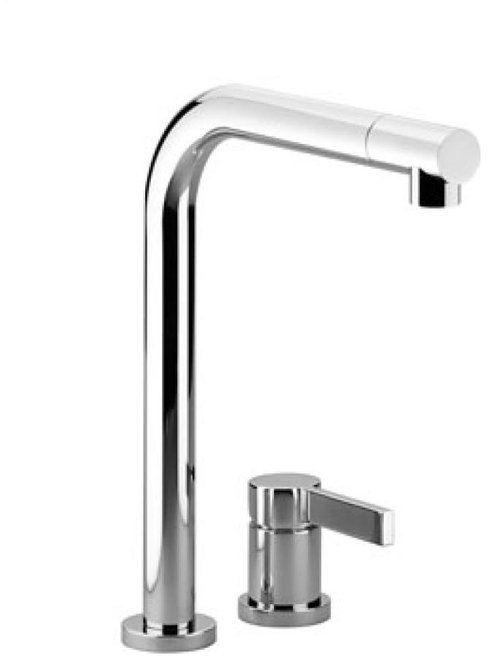 Elio | Two Hole Mixer | Collection By Dornbracht   Kitchen Faucets