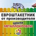 Фото профиля: Металлический штакетник (Евроштакетник) для забора