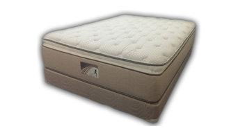 Pureflex Pillow Top Latex Mattress