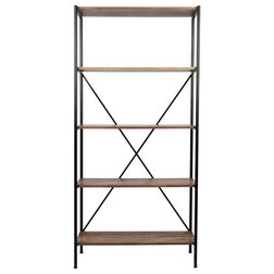 Industrial Bookcases by THY-HOM