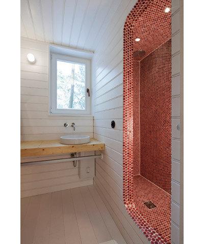 Nórdico Cuarto de baño by Atelier ST