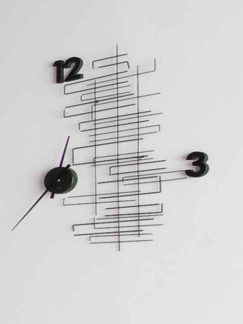 Scratch Wall Clock - Clocks