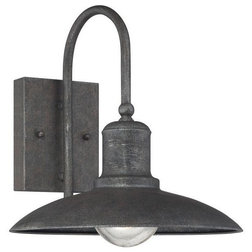 Industrial Outdoor Wall Lights And Sconces by Louie Lighting, Inc.