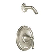 Moen Brantford Brushed Nickel Posi-Temp(R Shower Only T2152NHBN