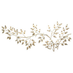Contemporary Metal Wall Art by Stratton Home Decor