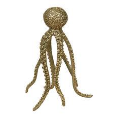 Octopus Candleholder