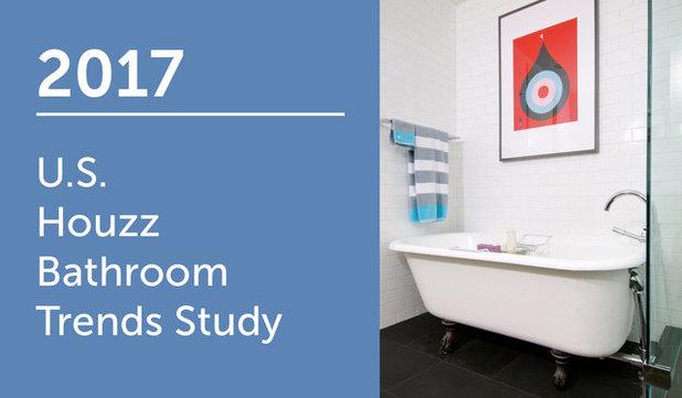 Charmant 2017 U.S. Houzz Bathroom Trends Study