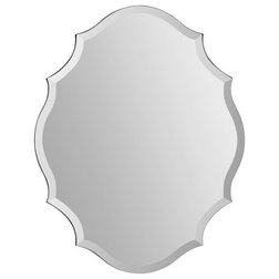 Traditional Wall Mirrors by Buildcom