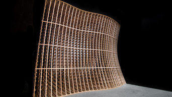 Curved Concave Wine Racking