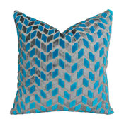Thomas Collection Designer Couch Throw Pillow 11195 16x16 Double Sided