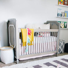 Fun & Sweet Eclectic Nursery