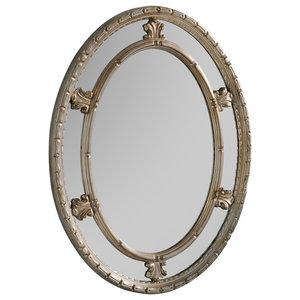 Teresa Wall Mirror, 86x66 cm