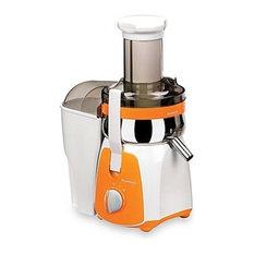 Kuvings Centrifugal Juicer, White/Orange