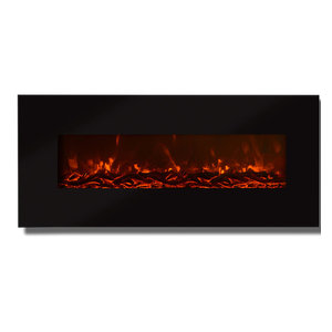 Awesome Wall Mounted Electric Fireplace With Remote Stainless Steel Download Free Architecture Designs Intelgarnamadebymaigaardcom