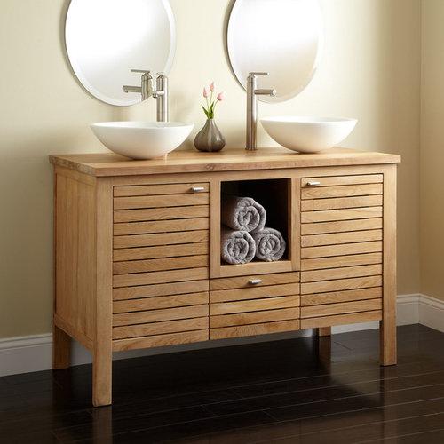 Teak vanities for Bathroom vanities under 500