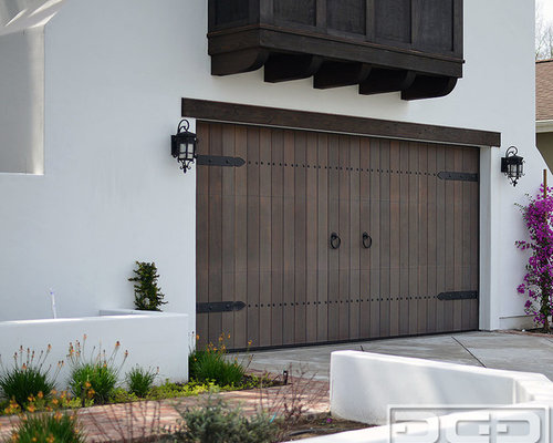 Customized Wood Garage Door \u0026 Gate Design in an Authentic Spanish Colonial Style - Garage Doors & Customized Wood Garage Door \u0026 Gate Design in an Authentic Spanish ... Pezcame.Com